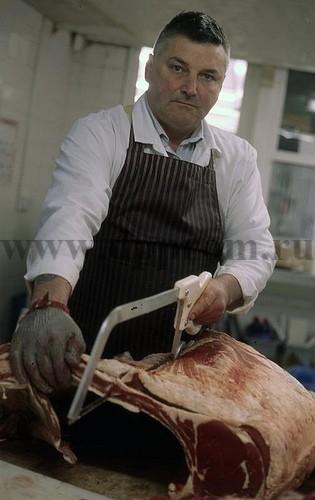 Пила для разделки мяса ручная L - фото 25058
