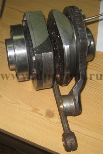 Кривошипно-шатунный механизм для пилы В2-ФЭГ - фото 25089