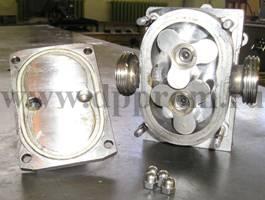 Насос В3-ОРА-2 роторный