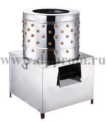 Установка для снятия оперения ТМ-500 (перосъемная машина)