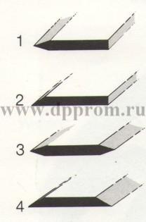 Ленточные ножи для бумаги, текстиля и поролона