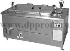 Котел пищеварочный на электрическом обогреве, с давлением в варочном сосуде, тип «скороварка» КЭ-160В