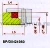 СТАЦИОНАРНАЯ ЧАСТЬ - BP DIN24960