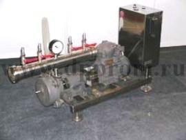 Вакуум-насосная установка ЛИДЕР В-0,75 (Я3-ФНВ-0,75) - фото 26266