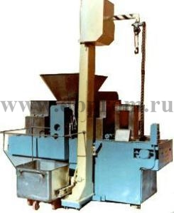 Котлетный автомат ЛИДЕР-40000 (Я3-ФКС) - фото 26274