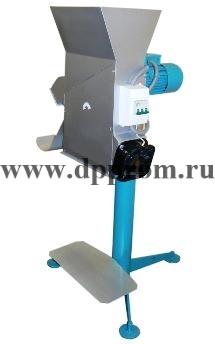 Дробилка для орехов ДН-75 (50-100 кг/час)