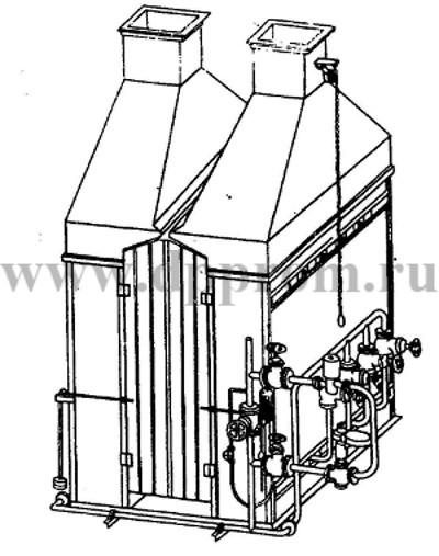Печь опалочная К7-ФО-2Е