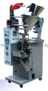 Фасовочно-упаковочный автомат для трудносыпучих продуктов DXDF-20AX