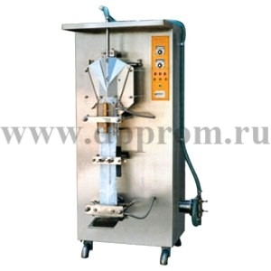Фасовочно-упаковочный автомат для жидких продуктов DXDY-1000A