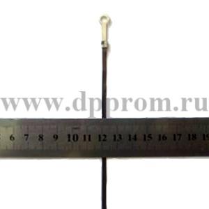 Термолента нихромовая для запайщиков пакетов (3х0,15 мм)