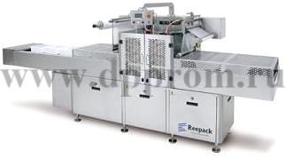 Автоматический запайщик контейнеров Reepack Reematic 250