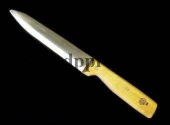 Я2-ФИН-2 Нож для снятия шкуры с ног и отделения голов