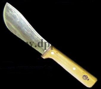 Я2-ФИН-4 Нож для снятия шкуры и путового сустава