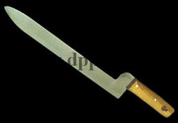 Я2-ФИН-17 Нож шпигорезный