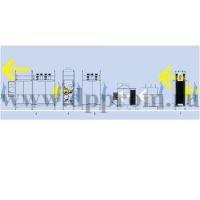 Комплексные системы для боен контейнерного типа