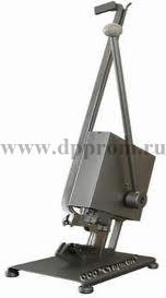 Клипсатор настольный ручной односкрепочный КН-6Р - фото 27569