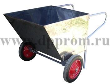 Тележка технологическая (рикша) ДПП-117Р-150(Н) - фото 27583