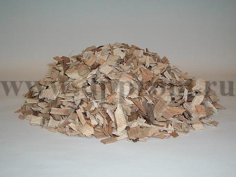 Щепа для копчения Ясень 1,5 литра - фото 28118