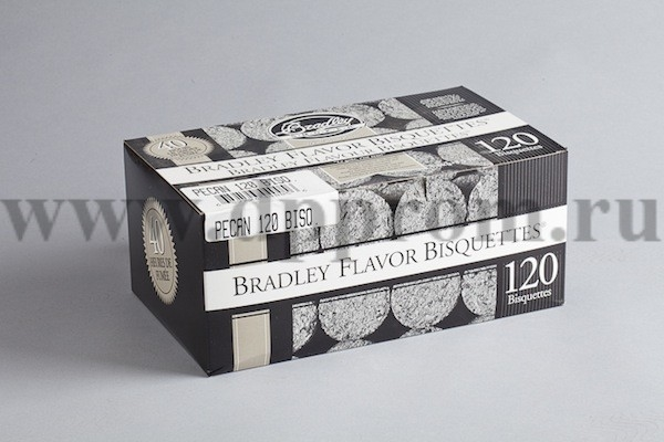 Брикеты Орех Пекан 120 штук