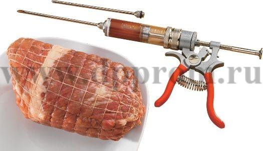 Инъектор для мяса ручной Meat Gun - фото 28211