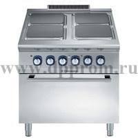 Плита 4 Конфорочная 900Сер ELECTROLUX E9ECEH4QE0391041