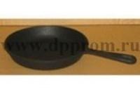 Сковорода Чугунная с Литой Ручкой 250ММ С48