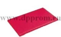 Доска Разделочная Пластиковая PADERNO 60*40СМ Бел 42539-00
