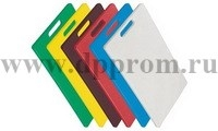 Доска Разделочная Пластиковая PADERNO 60*40СМ Жел 42539-01
