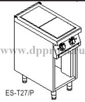 Плита 2 Конфорочная 700 Серии KOVINASTROJ ES-T27/P 55822