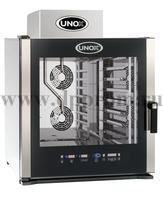 Пароконвектомат UNOX XVC 515EG Газ