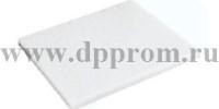 Доска Разделочная Пластиковая PADERNO 32*26,5СМ Бел 42522-00