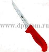 Нож Разделочный Paderno 14СМ Красн 48041