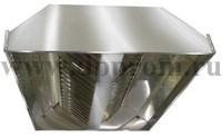 Зонт вытяжной центральный ITERMA ЗВЦ-1800Х2200Х350