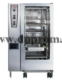 Пароконвектомат RATIONAL COMBIMASTER 202G PLUS Газ