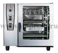 Пароконвектомат RATIONAL COMBIMASTER 102 PLUS