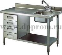Стол Производственный ELECTROLUX TL141ODXP 132300 - фото 33249
