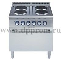 Плита 4 Конфорочная 700Сер ELECTROLUX QCEFE800 178617