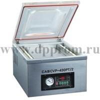 Аппарат Упаковочный Вакуумный CAS CVP-430PT/2 с Опцией Газонаполнения