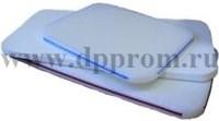 Доска Разделочная Пластик с Кант. 600*300*15ММ