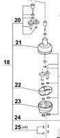 Насадка к Миксеру ROBOT COUPE MP450COMBI 103957/89650