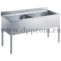 Ванна Моечная Двойная ELECTROLUX VLP1802SP 132338