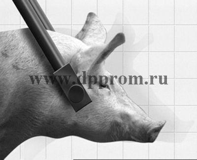 УСТРОЙСТВО ДЛЯ ОГЛУШЕНИЯ СКОТА ДПП-С - фото 35667