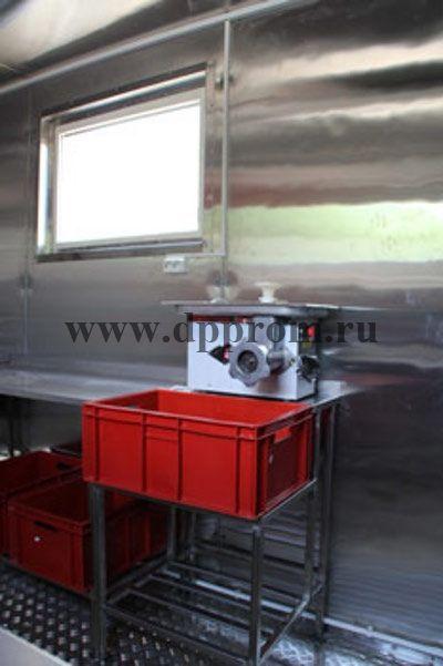 Модульный цех для переработки мяса ДПП-200 - фото 38154