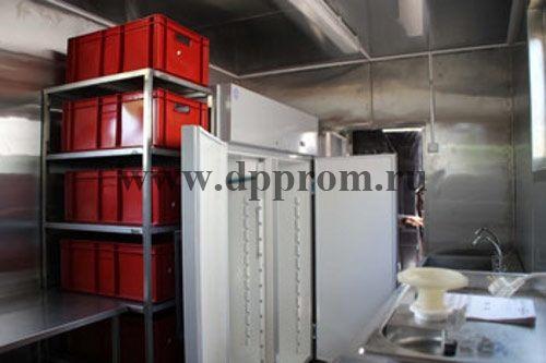 Модульный цех для переработки мяса ДПП-400 - фото 38157