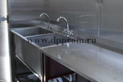 Модульный цех для переработки мяса ДПП-400 - фото 38158