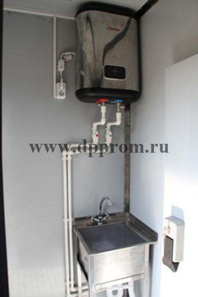 Модульный цех для переработки мяса ДПП-400 - фото 38159