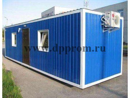 Модульный магазин контейнерного типа ДПП-МК - фото 38198
