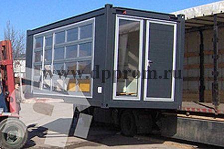 Модульный магазин контейнерного типа ДПП-МК - фото 38200