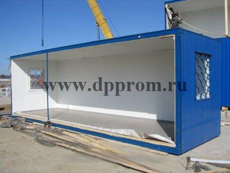 Модульный магазин контейнерного типа ДПП-МК - фото 38202