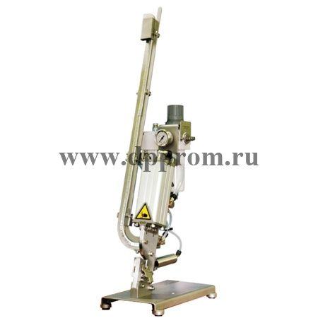 Клипсатор односкрепочный пневматический КНП-1101 - фото 38243